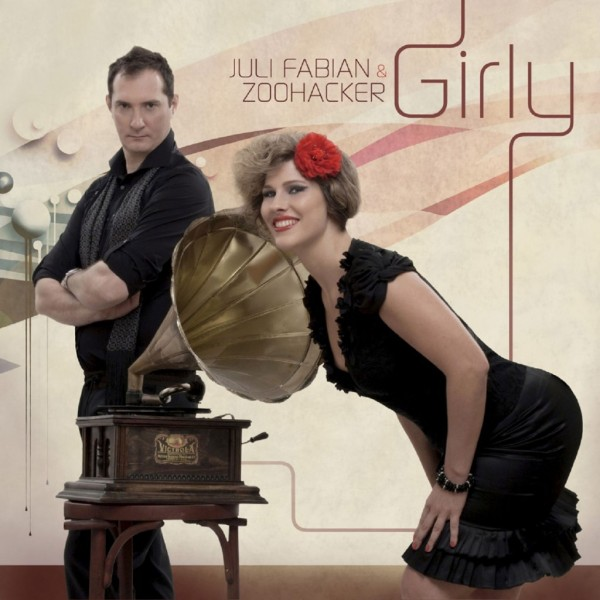 Fábián Juli & Zoohacker – Girly EP cover