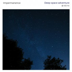 Impermanence - Deep space adventure album cover